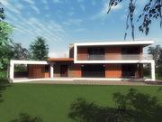 Проекты жилых домов,  коттеджей,  бань,  летних кухонь,  хозпостроек