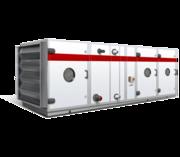 Frivent KLG - модульные центральные установки для общеобменной вентиля