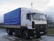 МАЗ 8-ми тонник всегда к Вашим услугам в Минске