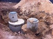 Наружная канализация,  монтаж по ключ