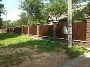 Заборы,  ворота,  навесы,  металлоконструкции,  лестници