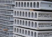 Плиты перекрытий ПК,  ПТМ,  2П пустотные,  цена Доставка от 1 м. до 9М