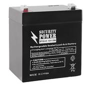 Аккумулятор 12V/4.5Ah Security Power SP 12-4, 5