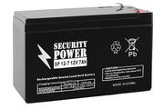 Аккумулятор 12V/7Ah Security Power SP 12-7