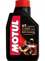 Масло в двигатель мотоцикла Motul 7100 4T 20W-50 1L