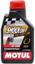 Масло для амортизаторов Motul Shock Oil Factory Line VI 400 1L