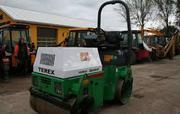 Аренда Виброкатка Terex TV1200 KSLRF-2007 года выпуска(ПРОДАЖА) -