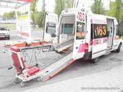 Бережная пассажирская перевозка людей с травмами и инвалидов.
