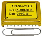 Драйвер лазерного диода ATLS6A214