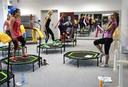 Спортивные батуты для фитнеса от производителя