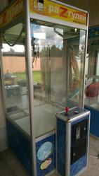 Игровые развлекательные автоматы - аппараты Осьминожка,  Хватайка