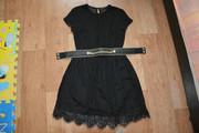 Стильное платье ZARA на стройную девушку1раз б/у