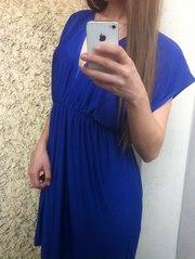 Легкое летнее платье.