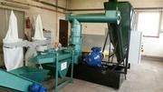 линии гранулирования для производства топливных гранул (пеллет),  комби