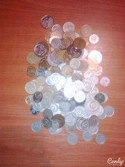 ПРОДАМ!!монеты Польши, Германии, Литвы, России, США, Франция, Бельгии, Италии