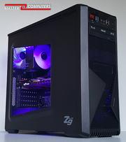 Мощный игровой компьютер Pro III с GTX1080