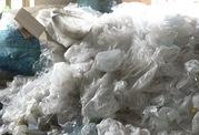 отходы ПВХ,  полипропилена (ПП),  полиэтилена ПВД,  ПНД,  стрейч и др