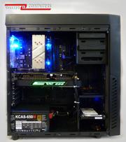 Сбалансированный игровой компьютер Optima V с GTX1070