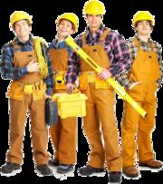 Требуется рабочий для монтажа бетонных заборов