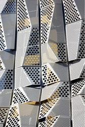 3D - перфорированный фасад