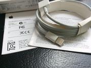 USB оригинал кабель для iPhone 5, 5s, 6, 6s