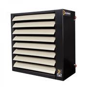 Промышленные водяные тепловентиляторы - воздухонагреватели от импортер