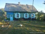 Дом на  берегу р. Свислочь