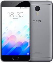 Продам MEIZU M3 Note 16GB Gray