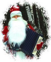 Дед Мороз и Снегурочка проведут Новогодние вечера дискотека баян Минск