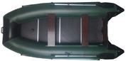 Килевая моторная лодка пвх Т300р