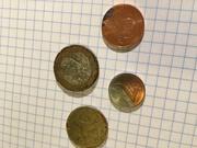 Продам бракованные монеты