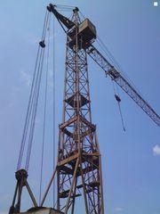 Кран башенный кб-403 кб-408 в наличии
