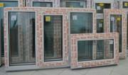 Окна ПВХ и Алюминиевые раздвижные рамы со склада в Минске.