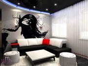 Дизайн интерьера дома,  квартиры. 3D-визуализация