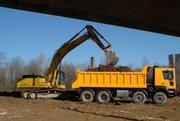 Вывоз грунта в Минске и Минской области