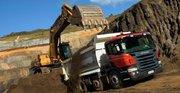 Доставка песка в Минске и Минской области