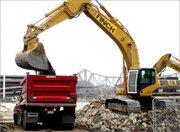 Вывоз строительного мусора в Минске и Минской области