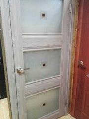 Входные металлические,  межкомнатные двери: МДФ, ПВХ,  массив,  шпон,  стекло