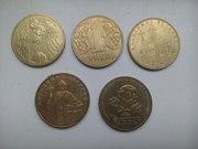 Монеты Украины Юбилейные