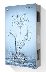 Газовая колонка OASIS серия Glass 20SG