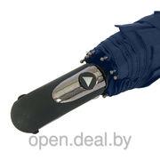 Зонт мужской полуавтомат,  ветроустойчивый