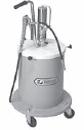 Комплект пневматический для смазки на колесах с резервуаром 20-30 кг