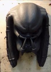 Хищник (голова)ручная работа