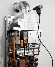 Угарный газ CO,  СО2,  КПД замеры любых котлов на любом топливе TEST0
