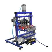 Комплект для дозирования жидкостей в пластиковые амулы или пипетки