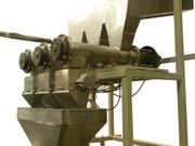 Фасовочный автомат для сыпучих порошкообразных и мелкокристаллических