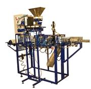 Фасовочный автомат для сыпучих и гранулированных продуктов.