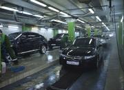 Автомоечный комплекс в Солигорске