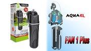 Aquael Filter FAN 1 Plus — внутренний фильтр 320 л/ч до 100 л