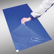Медицинские антибактериальные липкие коврики для очищения обуви